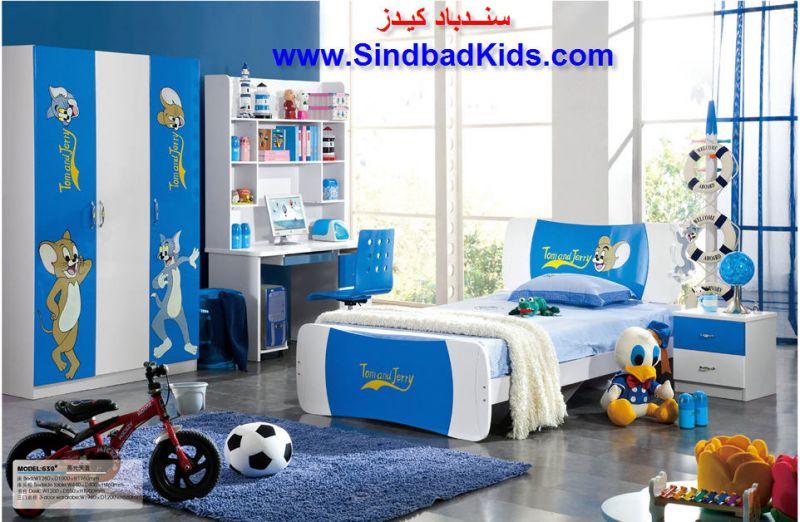 سندباد كيدز لغرف نوم الأطفال والشباب   غرف نوم أطفال وشبابي